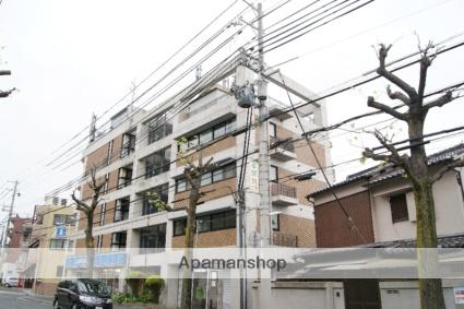 兵庫県神戸市灘区、灘駅徒歩16分の築27年 5階建の賃貸マンション