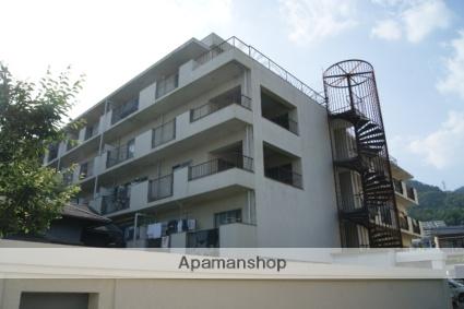 兵庫県神戸市灘区、六甲駅徒歩20分の築43年 4階建の賃貸マンション