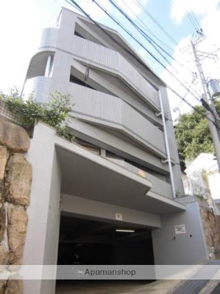 兵庫県神戸市灘区、灘駅徒歩20分の築23年 3階建の賃貸マンション