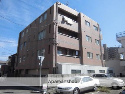 兵庫県神戸市灘区、大石駅徒歩9分の築22年 4階建の賃貸マンション