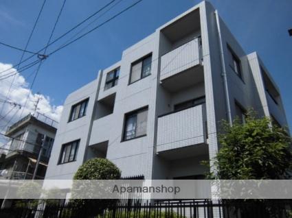 兵庫県神戸市灘区、六甲道駅徒歩6分の築19年 3階建の賃貸マンション