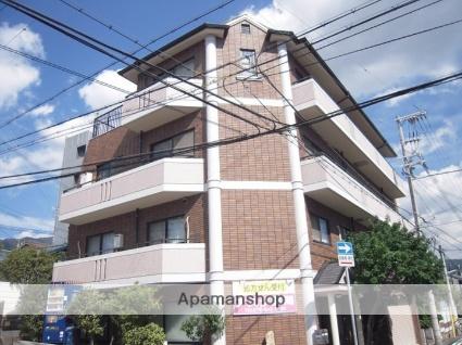 兵庫県神戸市灘区、六甲道駅徒歩8分の築21年 4階建の賃貸マンション