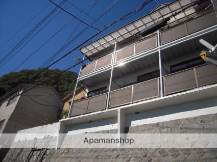 兵庫県神戸市灘区、灘駅徒歩16分の築22年 2階建の賃貸アパート