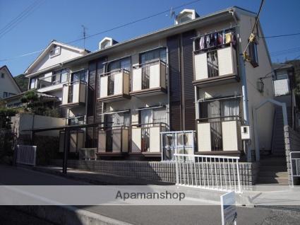 兵庫県神戸市灘区、灘駅徒歩21分の築26年 2階建の賃貸アパート