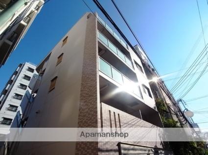 兵庫県神戸市灘区、灘駅徒歩13分の築19年 5階建の賃貸マンション