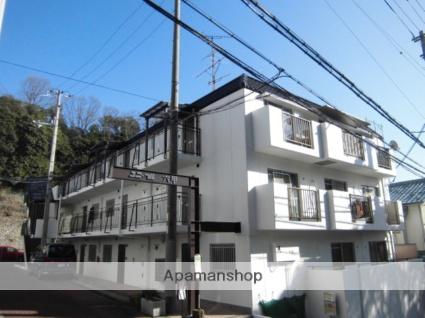 兵庫県神戸市灘区、六甲道駅徒歩25分の築31年 3階建の賃貸マンション