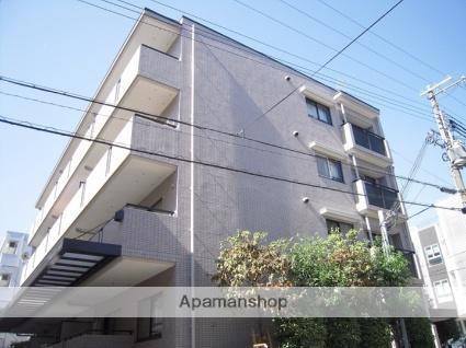 兵庫県神戸市灘区、六甲道駅徒歩6分の築19年 4階建の賃貸マンション