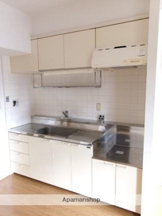 上沢壱番館[2DK/50.97m2]のキッチン