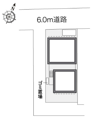 レオパレスフィレンツェ赤坂Ⅰ[1K/19.87m2]の内装1