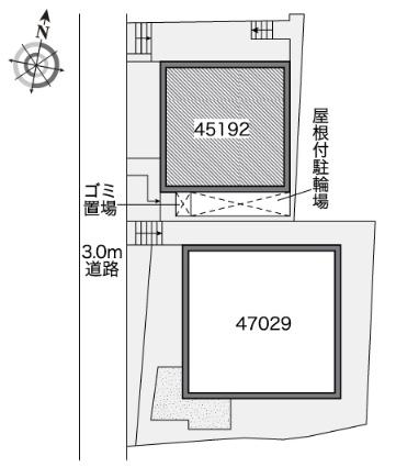 レオネクストハイツ五位ノ池Ⅰ[1K/21.08m2]の内装1
