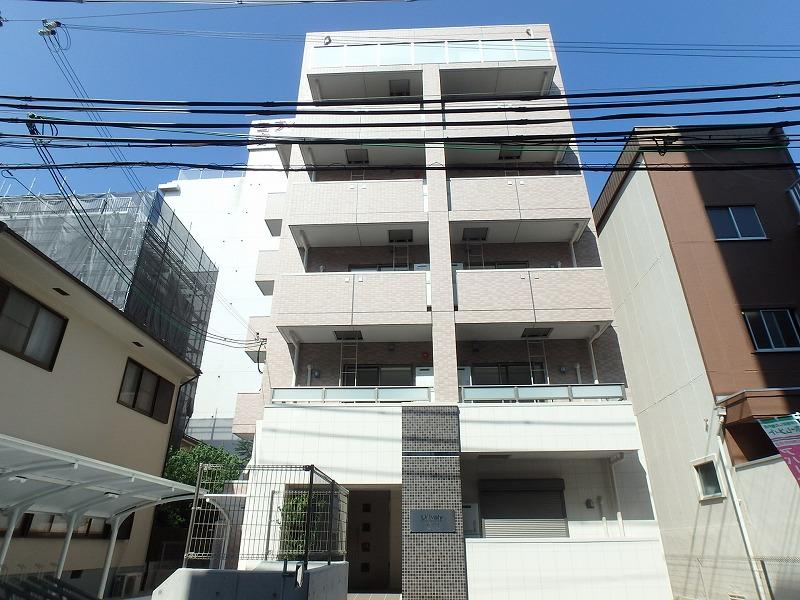 兵庫県神戸市中央区、灘駅徒歩14分の新築 6階建の賃貸マンション