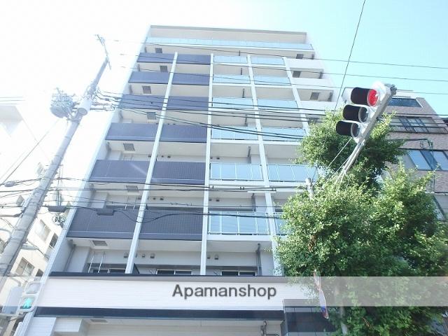 兵庫県神戸市中央区、灘駅徒歩6分の新築 9階建の賃貸マンション