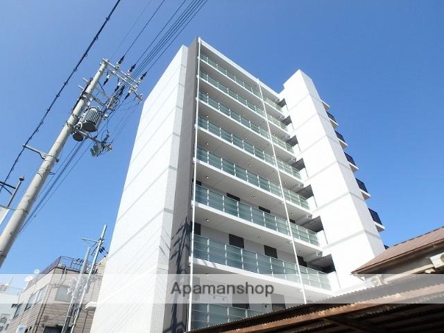 兵庫県神戸市兵庫区、神戸駅徒歩9分の新築 9階建の賃貸マンション