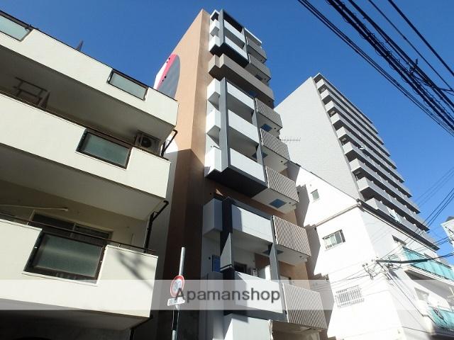 兵庫県神戸市中央区、春日野道駅徒歩14分の新築 9階建の賃貸マンション