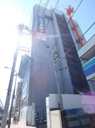 プレジオ神戸WEST[1DK/28.82m2]の外観3
