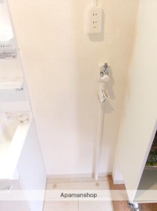 flat大村Ⅲ[1K/20m2]の洗面所