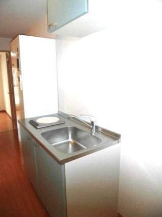 マグノリアパレス[1K/25.87m2]のキッチン