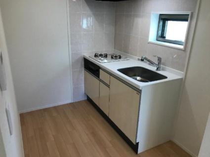 ソレイユ清元[1K/33.67m2]のキッチン1