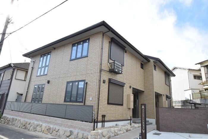 新着賃貸14:兵庫県神戸市東灘区西岡本4丁目の新着賃貸物件