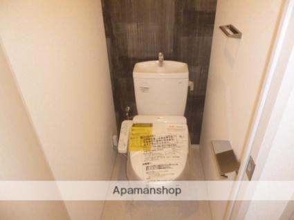 エスリード神戸グランドール[1K/21.02m2]のトイレ