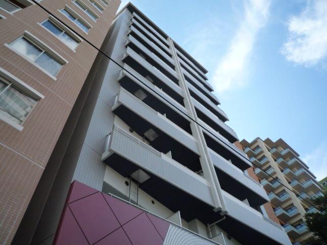 兵庫県神戸市中央区、三ノ宮駅徒歩10分の築3年 10階建の賃貸マンション