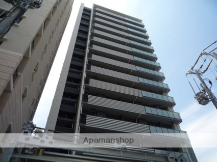 W-STYLE神戸Ⅱ[1K/26.32m2]の外観2