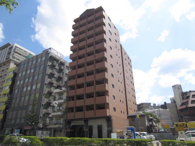兵庫県神戸市中央区、三ノ宮駅徒歩10分の築14年 12階建の賃貸マンション