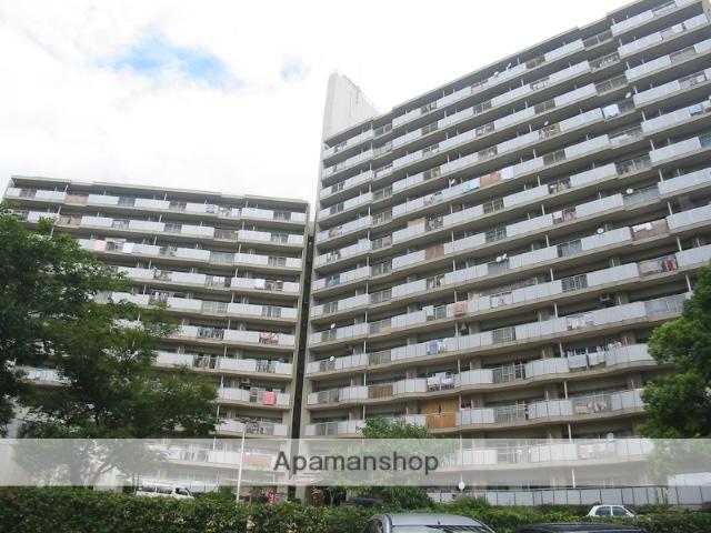 兵庫県神戸市中央区、みなとじま駅徒歩5分の築37年 14階建の賃貸マンション