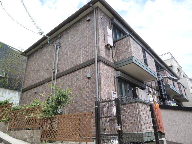 兵庫県神戸市中央区、三ノ宮駅徒歩14分の築12年 2階建の賃貸アパート