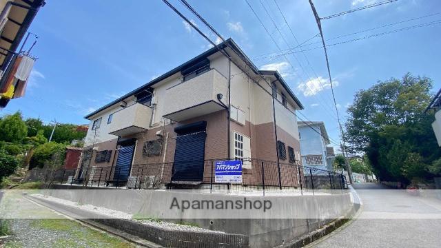 兵庫県神戸市北区、大池駅徒歩7分の築20年 2階建の賃貸アパート