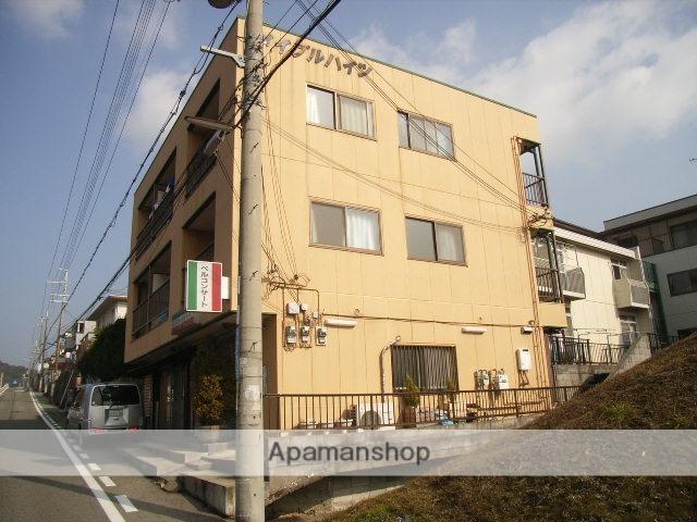 兵庫県神戸市北区、大池駅徒歩4分の築28年 3階建の賃貸アパート