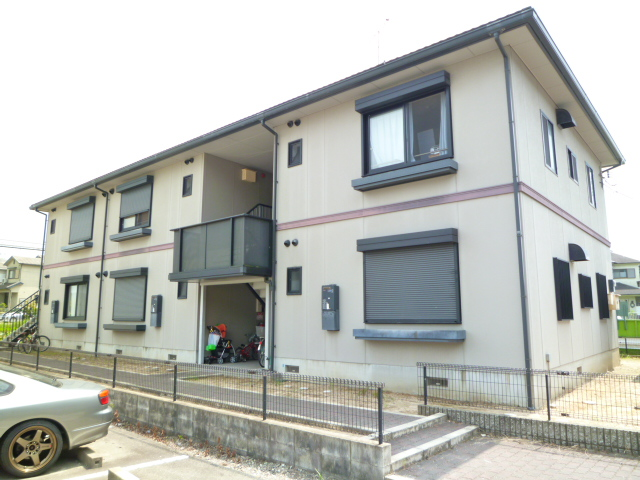 兵庫県神戸市北区、二郎駅徒歩20分の築19年 2階建の賃貸アパート