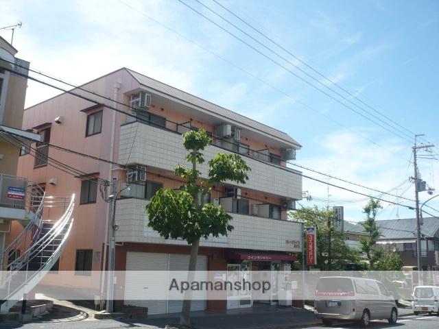 兵庫県三木市、広野ゴルフ場前駅徒歩9分の築29年 3階建の賃貸マンション