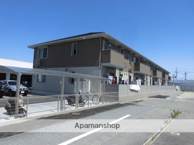 兵庫県三木市、志染駅徒歩6分の新築 2階建の賃貸アパート
