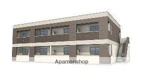 兵庫県三木市、緑が丘駅徒歩13分の新築 2階建の賃貸アパート