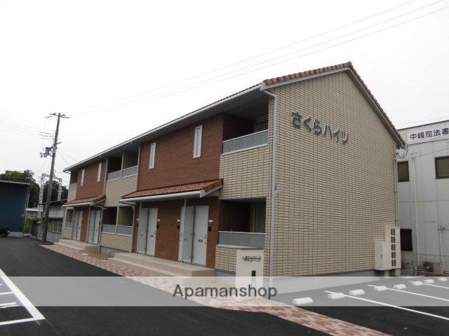 兵庫県三木市、三木駅徒歩6分の築2年 2階建の賃貸アパート