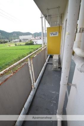兵庫県多可郡多可町中区森本[2K/32m2]のバルコニー