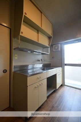 兵庫県多可郡多可町中区森本[2K/32m2]のキッチン