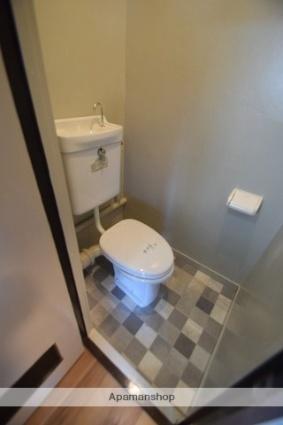 兵庫県多可郡多可町中区森本[2K/32m2]のトイレ