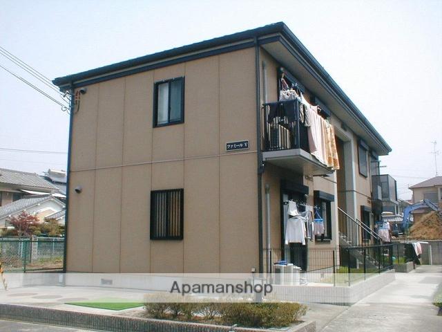 奈良県橿原市、耳成駅徒歩5分の築15年 2階建の賃貸アパート