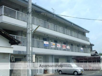 奈良県橿原市、畝傍御陵前駅徒歩1分の築27年 3階建の賃貸マンション