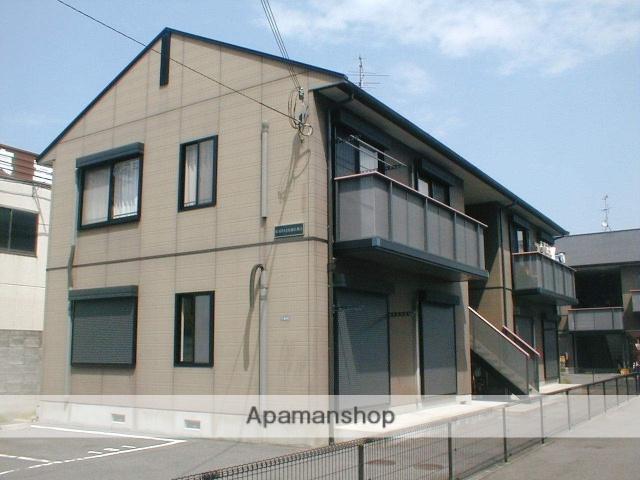 奈良県橿原市、八木西口駅徒歩7分の築16年 2階建の賃貸アパート