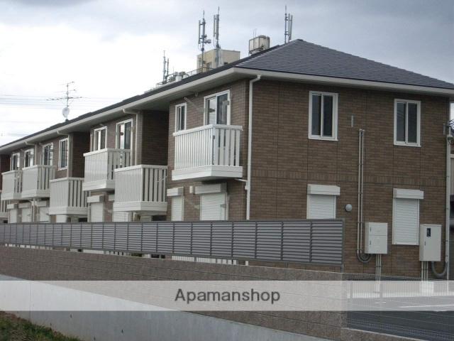 奈良県橿原市、真菅駅徒歩3分の築8年 2階建の賃貸アパート