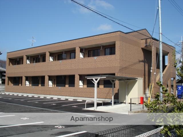 奈良県葛城市、忍海駅徒歩7分の築8年 2階建の賃貸アパート