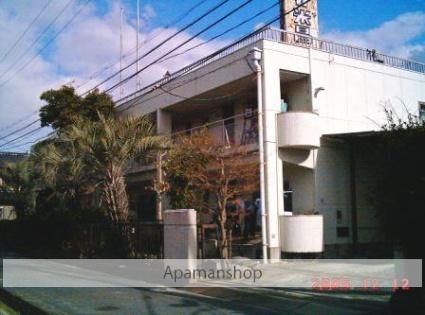 奈良県橿原市、坊城駅徒歩4分の築44年 2階建の賃貸マンション