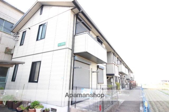 奈良県橿原市、金橋駅徒歩8分の築13年 2階建の賃貸アパート
