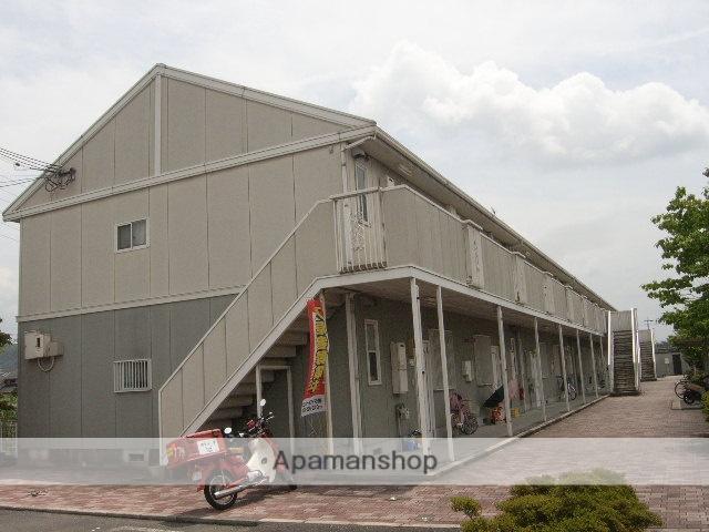 奈良県橿原市、金橋駅徒歩15分の築23年 2階建の賃貸アパート