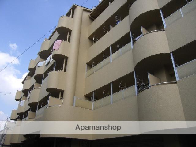 奈良県橿原市、大和八木駅徒歩5分の築28年 5階建の賃貸マンション