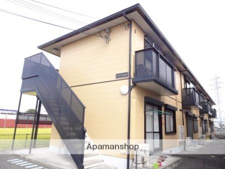 奈良県橿原市、真菅駅徒歩7分の築17年 2階建の賃貸アパート