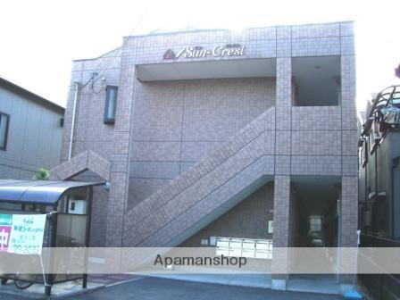 奈良県橿原市、坊城駅徒歩1分の築18年 2階建の賃貸マンション